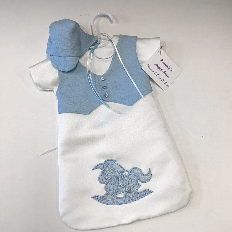Pregnancy and Infant Loss Awareness Month – October 2021 2 - Kennedys Angel Gowns