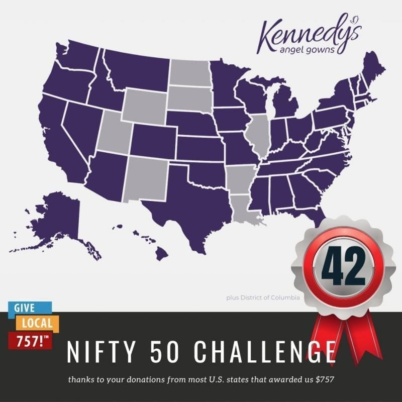 Give Local 757! 5 - Kennedys Angel Gowns