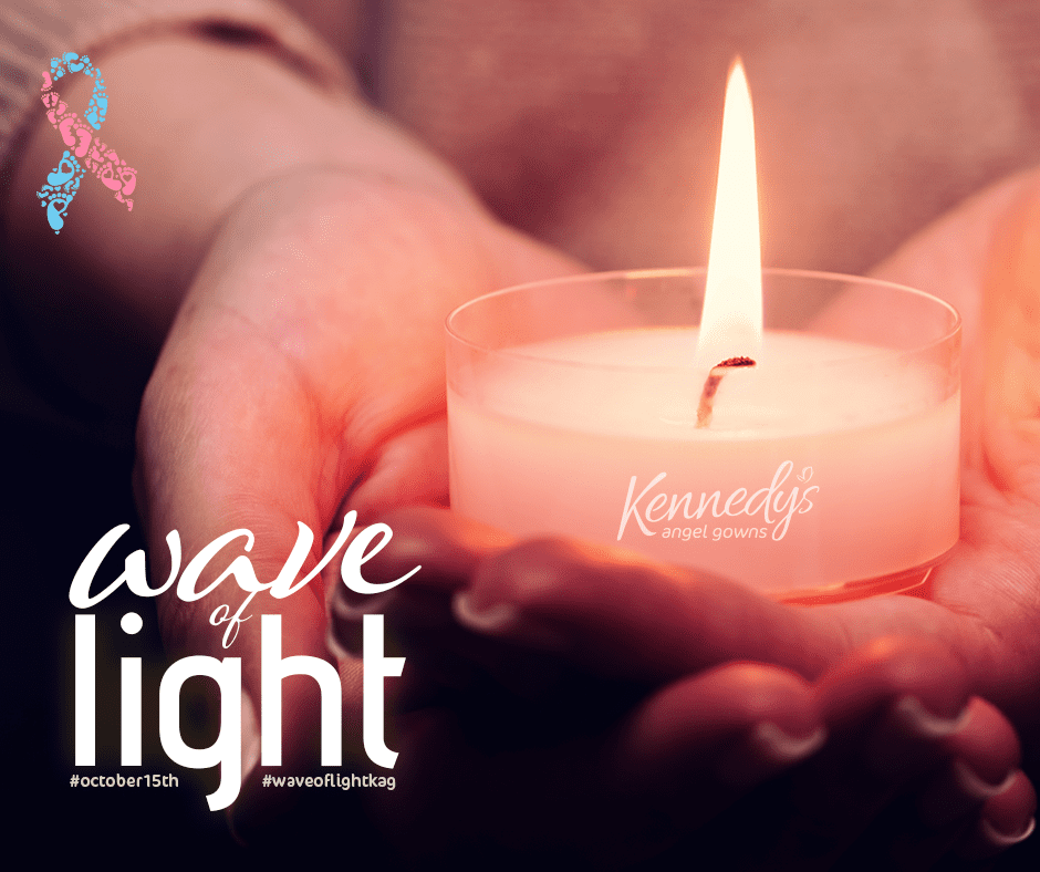 Wave of Light 2020 9 - Kennedys Angel Gowns